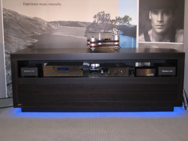 high end 2009 hifi anlage asw symphonic line. Black Bedroom Furniture Sets. Home Design Ideas
