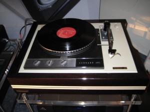 Garrard 401 Naim Audio Aro