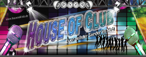 House of Club Banner