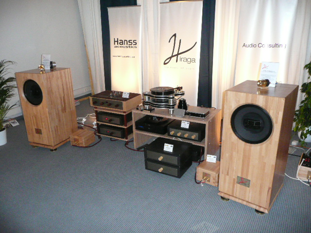 high end 2009 hifi anlage hiraga audio consulting. Black Bedroom Furniture Sets. Home Design Ideas