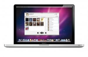 MAC mit Linn KINSKY Software