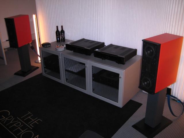 High end 2009 hifi blog part 7 - Audio anlage wohnzimmer ...