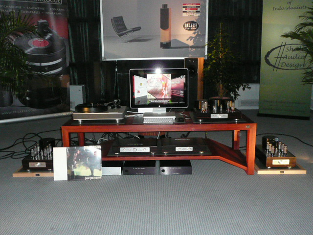 high end 2009 hifi anlage wlm wiener lautsprecher. Black Bedroom Furniture Sets. Home Design Ideas