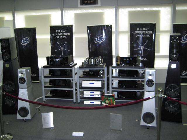 High End 2009 Hifi Anlage Yg Acoustics Asr Audio Systeme